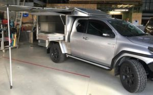 We like these 2 dr Toyota Hiluxu0027s u2013 they allow for a good size canopy on the rear and look sick! & Custom Toyota Hilux Canopy - Penny Industries Queensland