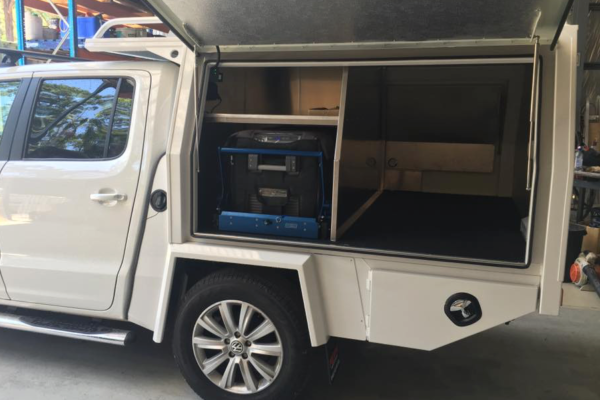 Amarok Custom vehicle fabrication Services & Sunshine Coast Aluminium Ute Canopy - PENNY INDUSTRIES