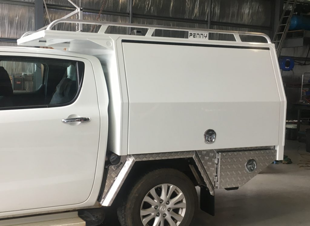 Mazda Bt 50 Canopy Penny Industries